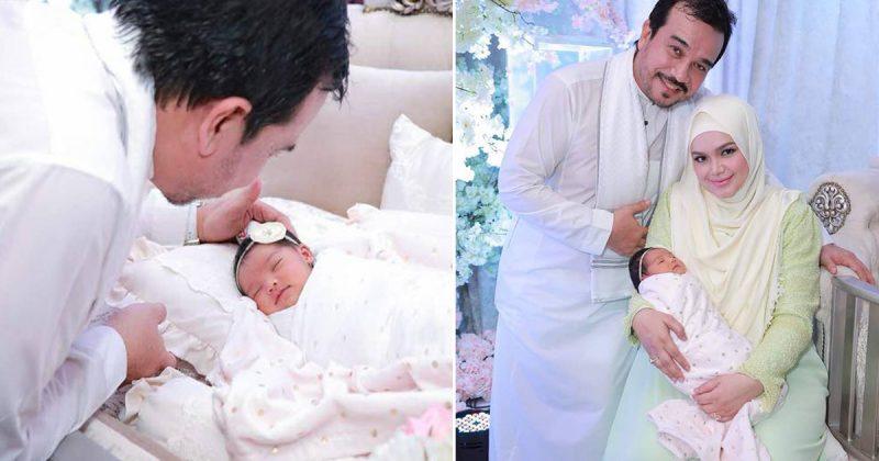 """""""Siti Menanti 11 tahun, Saya Tunggu 18 Tahun Untuk Dapat Anak Perempuan!"""""""