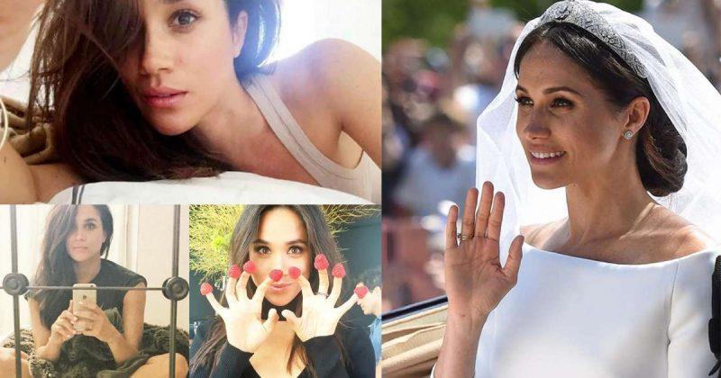 9 Perkara Tidak Boleh Dilakukan Meghan Markle Selepas Berkahwin Dengan Putera Harry
