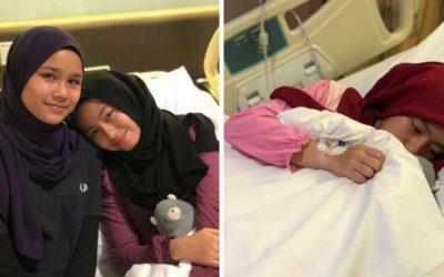 Insya-Allah I Am Getting Better, Mia Sara Tak Mahu Peminat Resah