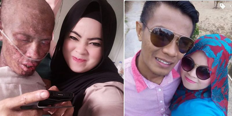 'Seburuk Mana Pun Wajah Suami, Saya Takkan Tinggalkan Dia', Hebatnya Kasih Nurr Hidayah!