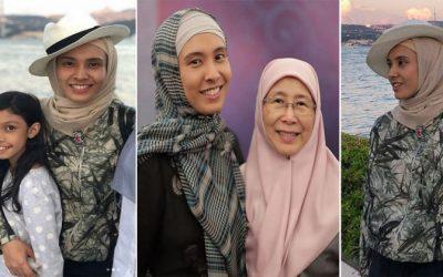 Tukar Stail Tudung Nurul Izzah Nampak Makin Muda Tapi Netizen Minta Pakai Bawal Semula!