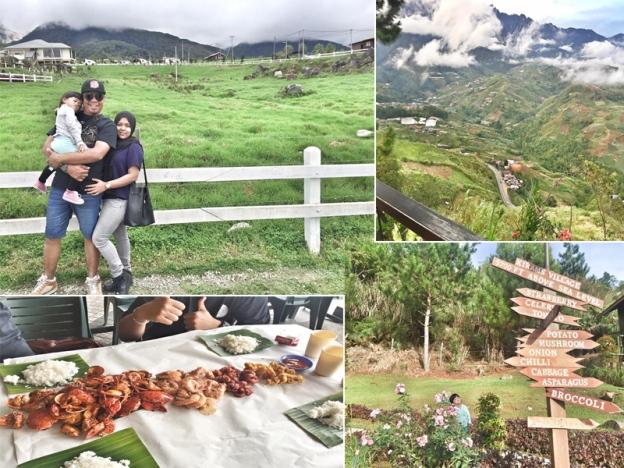 Itinerary Percutian KK-Kundasang Paling Jimat Untuk Famili Kecil, RM643 Jer