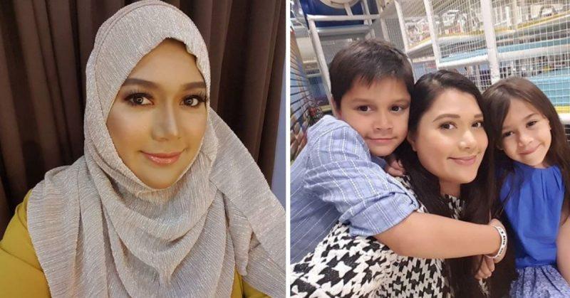 Tampil Berhijab Sempena Maal Hijrah, Netizen Harap Sherina Redzuawan Terus Istiqamah