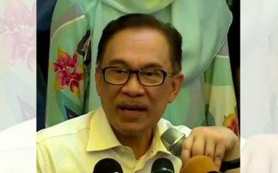 Tidak Sia-sia 20 Tahun Derita, Sengsara, Dihina & Diaibkan! Luahan Dari Hati Datuk Seri Anwar Sejurus Pembebasannya