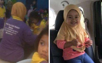 """""""Saya Takkan Maafkan Sampai Bila-Bila!"""" Luahan Hati Ibu Kepada Anak Didera Pengasuh Di Melaka"""