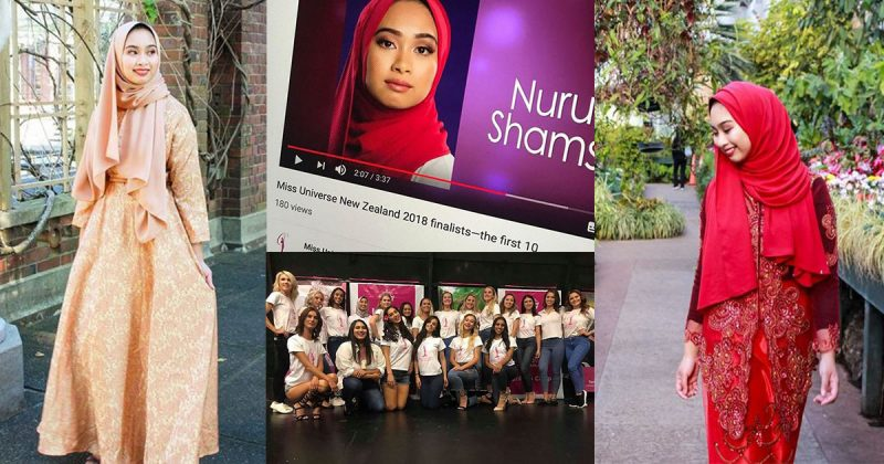 'Jika Ia Terbaik Untuk Saya dan Agama Maka Makbulkanlah!' Doa Nurul Finalis Miss Universe New Zealand