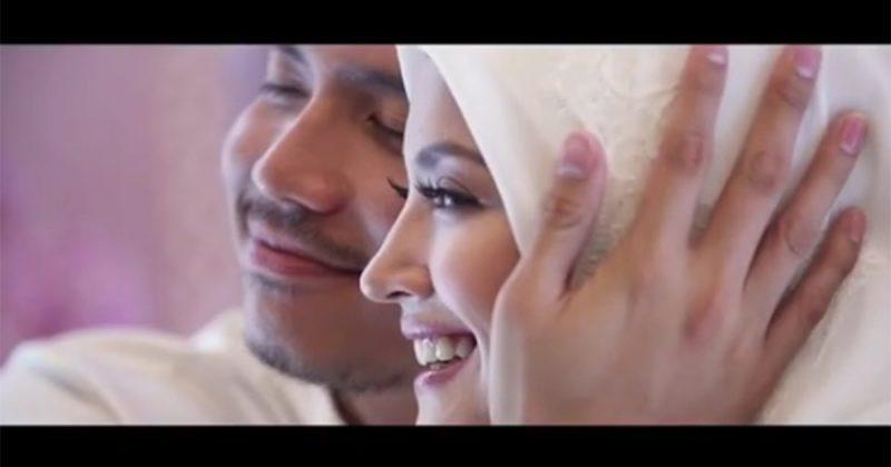 Fattah & Fazura Kongsi Video Majlis Pernikahan Di Instagram. Confirm Tengok Sambil Senyum!