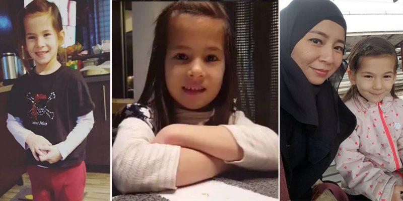 Muka Mat Saleh Tapi Cakap Nogori, Kelas Kau Jade! Anak Norazimah Menetap Di Perancis Curi Perhatian Netizen Di Malaysia