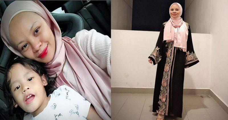 Siti Sarah Tampil Cantik Berhijab Selepas Pulang Dari Tanah Suci. Semoga Istiqamah Doa Netizen