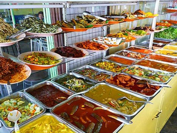 5 Jenis Makanan Orang Malaysia Rindu Bila Travel Oversea