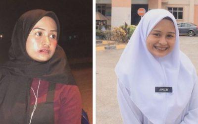 Instafamous Umur 13 Tahun, Dipukul Teman Lelaki, Netizen Suruh Habis Sekolah Baru Bercinta