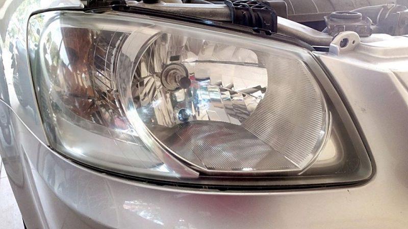Cara Mudah Kilatkan Lampu Kereta Yang Kuning Hanya Dengan RM15