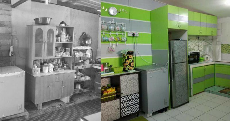 Gambar Dapur Yang Kemas