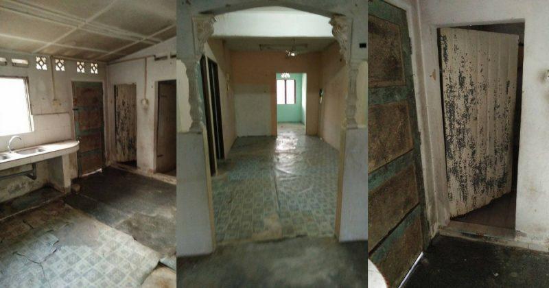 (GAMBAR) Ini 10 Langkah Untuk Ubah Suai Rumah Sewa RM 250 Macam Reban Jadi Selesa
