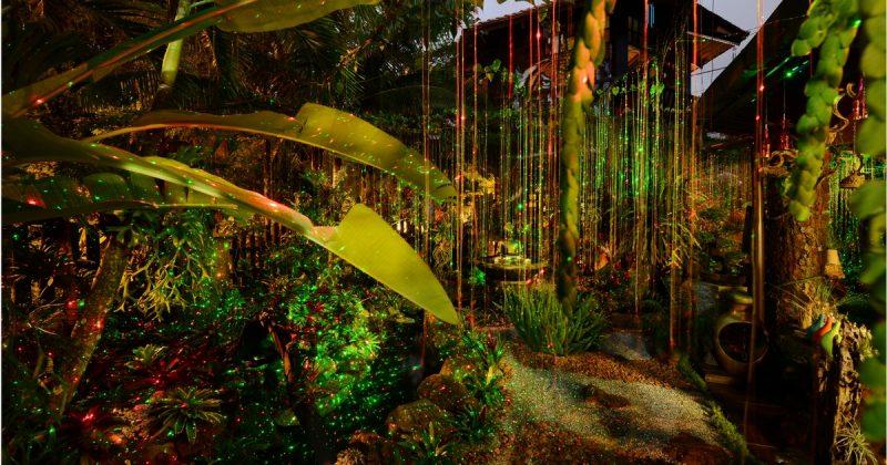 Macam Tak Percaya Taman Persis Filem Avatar Ini Rupanya Di Taiping Perak. Hebat Idea Pemilik!