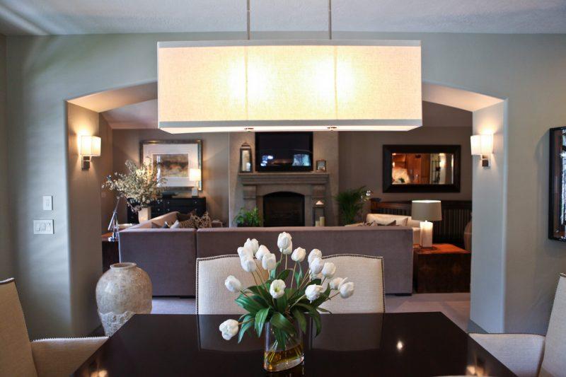 extraordinary-rectangular-chandelier-dining-room-exquisite ...