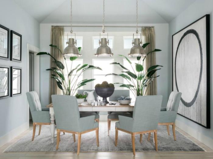 12 Pilihan Lampu Yang Mampu Mengubah Ruang Makan Kecil Jadi Besar, Ruang Besar Jadi Mewah!