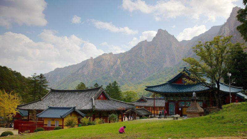 SOKCHO: BANDAR INDAH PALING UTARA DI KOREA SELATAN