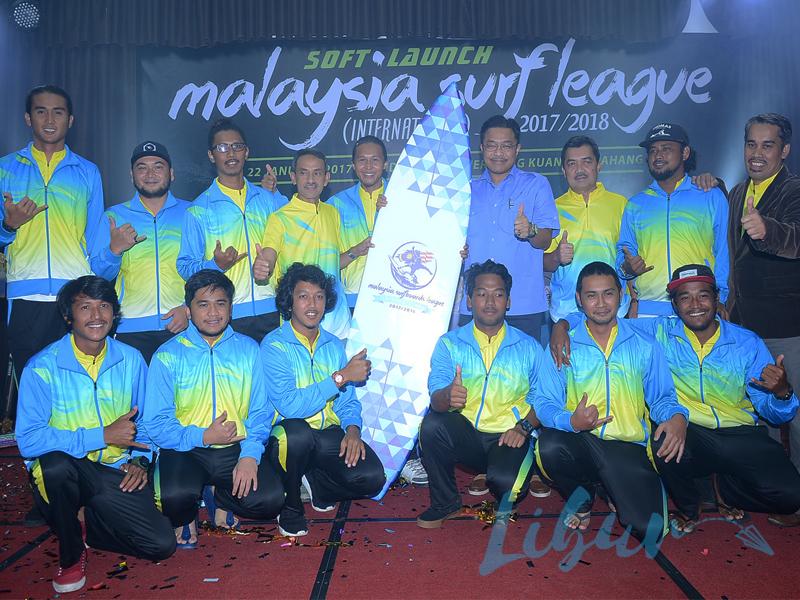 Liga Malaysia Surfboards (Antarabangsa) 2017/2018 Bakal Memeriahkan Pantai Seluruh Malaysia