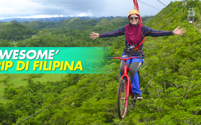 'AWESOME ADVENTURE' TRIP DI FILIPINA