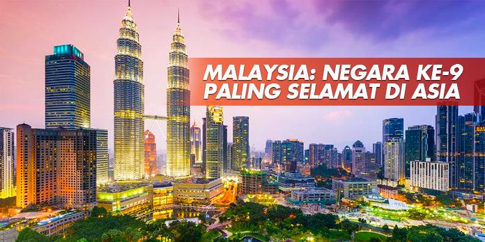 MALAYSIA: NEGARA KE-9 SELAMAT DI ASIA