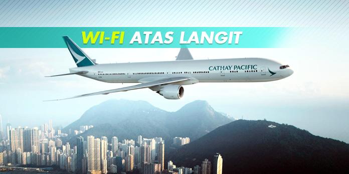 Wi-Fi ATAS LANGIT