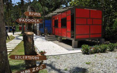 Resort Bertemankan Alam Semula Jadi