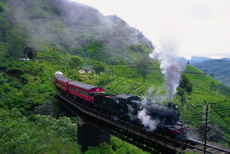 10 Lokasi Unik Di Sri Lanka
