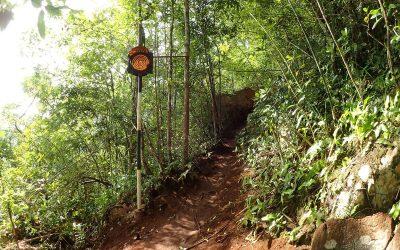 Pendakian Mencabar Di Gunung Baling