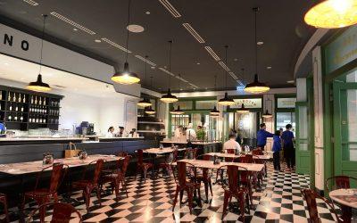 Restoran Piza Ikonik Pertama Di Malaysia