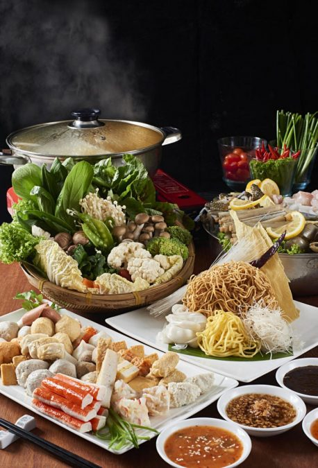 Nikmati Stimbot Halal Di Meisan Szechuan