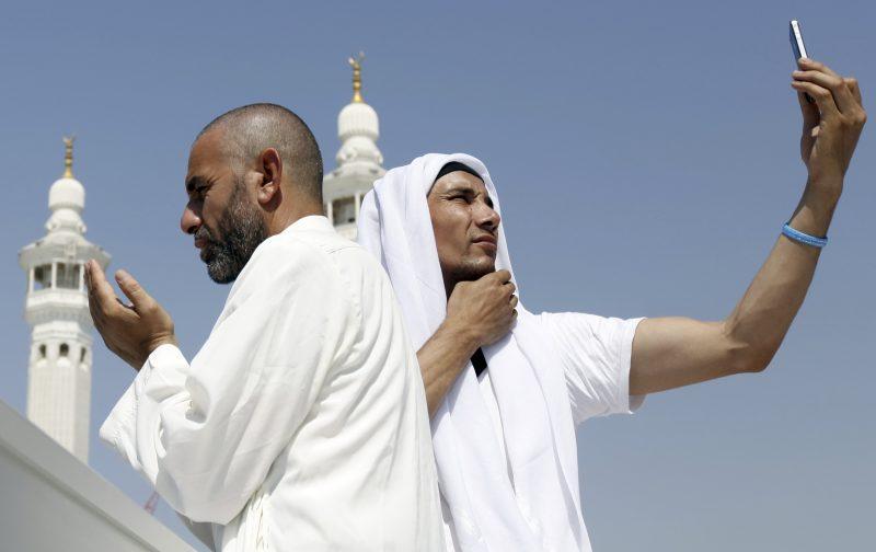 LARANGAN 'SELFIE' DI MASJID AL-HARAM & MASJID NABAWI