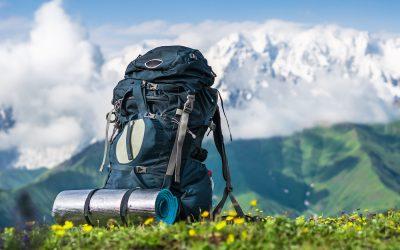 5 Pesan Untuk Backpacking