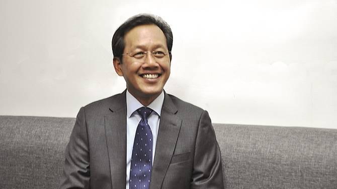 KAPTEN IZHAM ISMAIL CEO BARU MAS