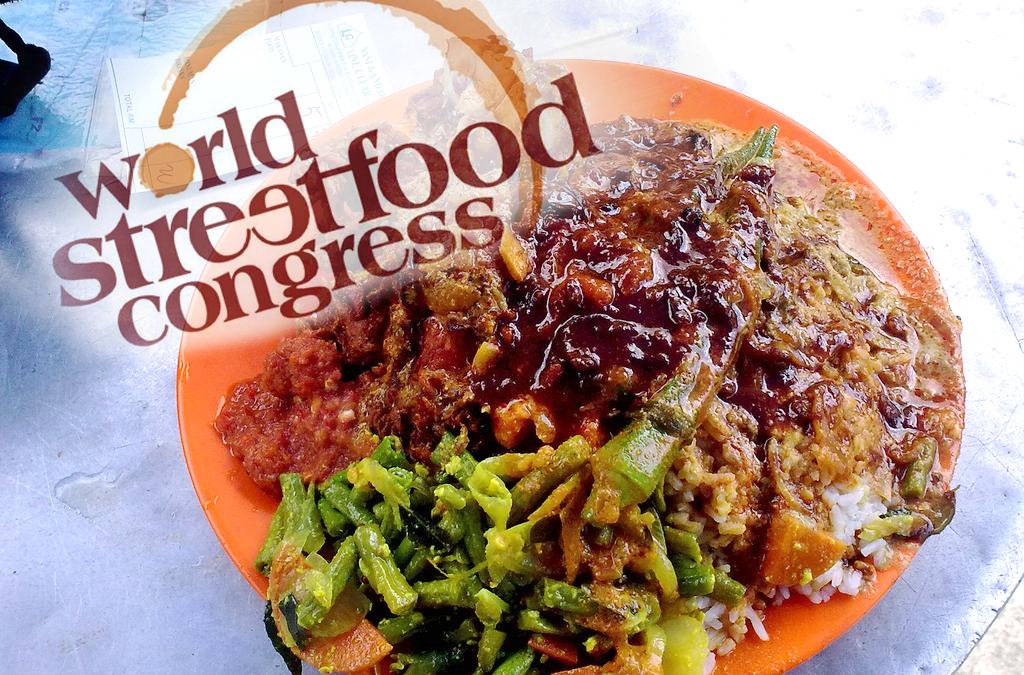 NASI KANDAQ LINE CLEAR: KE-9 SENARAI WORLD STREET FOOD MASTERS